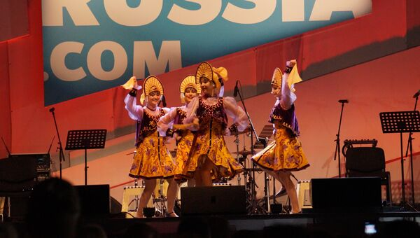 Фестиваль российской культуры FEELRUSSIA в Греции