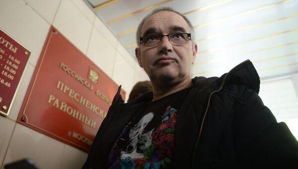 Блогер Антон Носик. Архивное фото