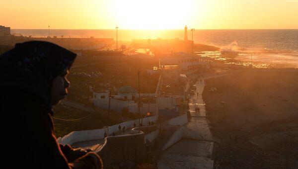 Города мира. Рабат. Архивное фото