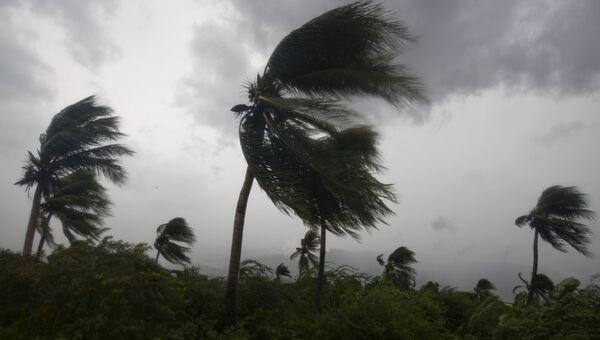 Ураган Мэтью на Гаити