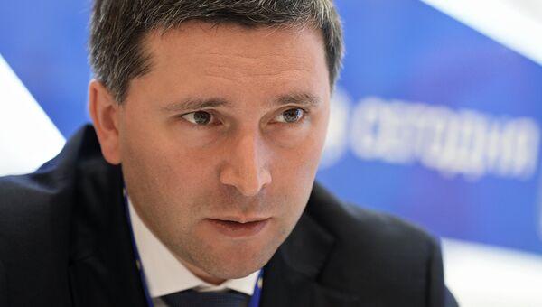 Министр природных ресурсов и экологии РФ Дмитрий Кобылкин. Архивное фото