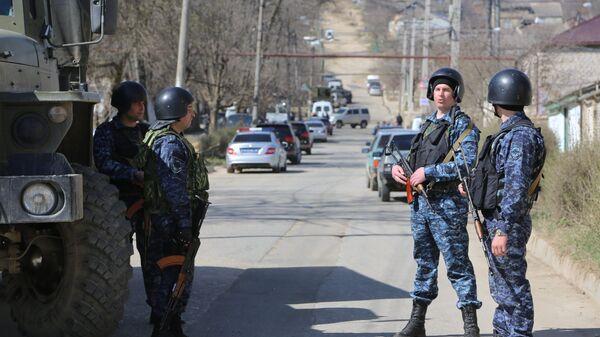 Полиция в Дагестане. Архивное фото