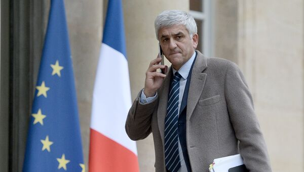 Французский политик Эрве Морен. Архивное фото