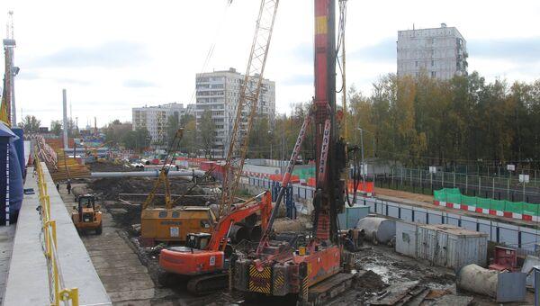 Строительство хорды