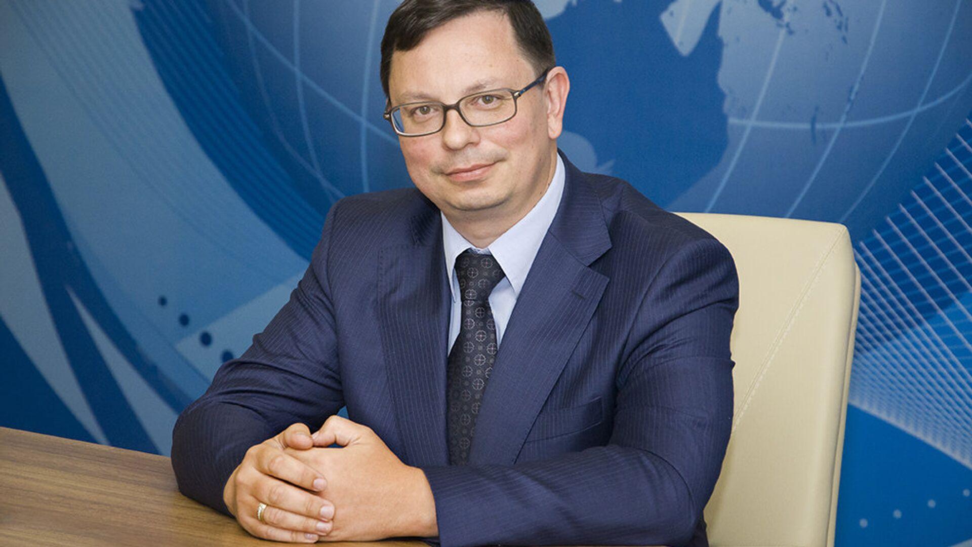 Ректора ДВФУ Никита Анисимов - РИА Новости, 1920, 17.05.2021