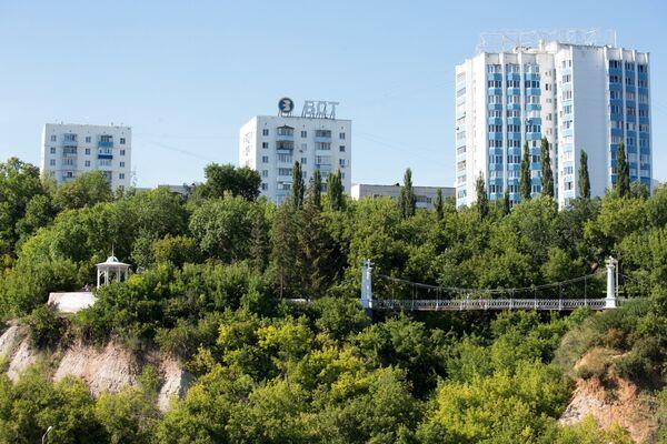 Парк имени Салавата Юлаева в Уфе
