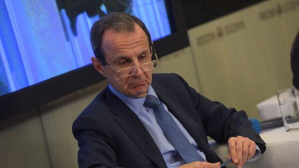 Сергей Орджоникидзе, советский и российский дипломат