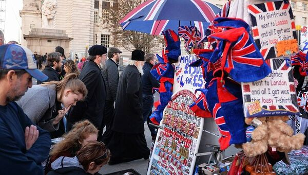 Визит патриарха Кирилла в Лондон