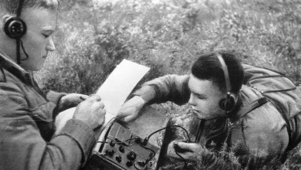 Связисты во время Великой Отечественной войны