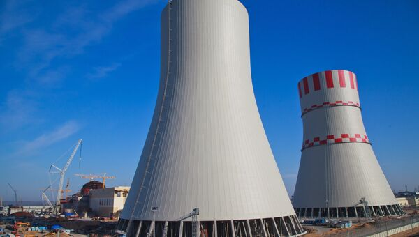 Нововоронежская АЭС. Архивное фото
