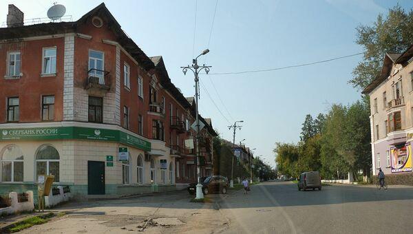 Город Чусовой, Пермский край. Архивное фото
