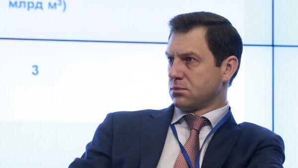 Генеральный директор ОАО Росгеология Роман Панов. Архивное фото
