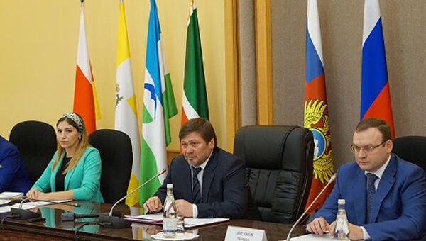Председатель совета директоров АО Корпорация развития Северного Кавказа Одес Байсултанов
