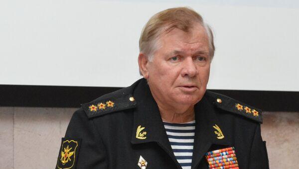 Адмирал Иван Васильев. Архивное фото