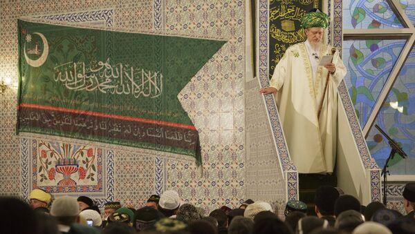 Верховный муфтий России Талгат Таджуддин. Архивное фото