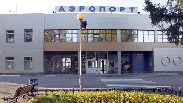 Аэропорт города Чебоксары. Архивное фото