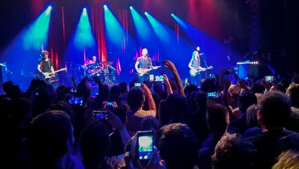 Концерт Стинга в Bataclan, Париж