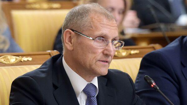 Заместитель министра экономического развития Евгений Елин