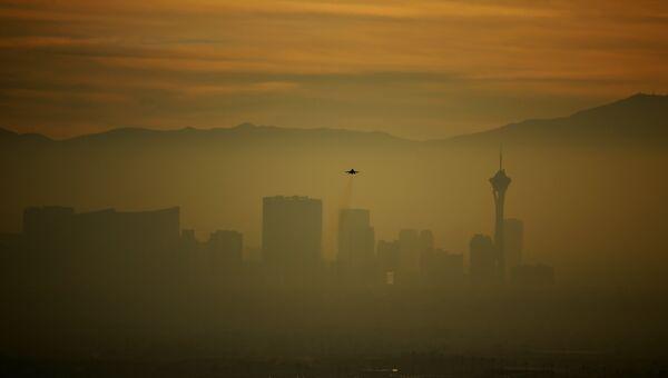 Панорама Лас-Вегаса
