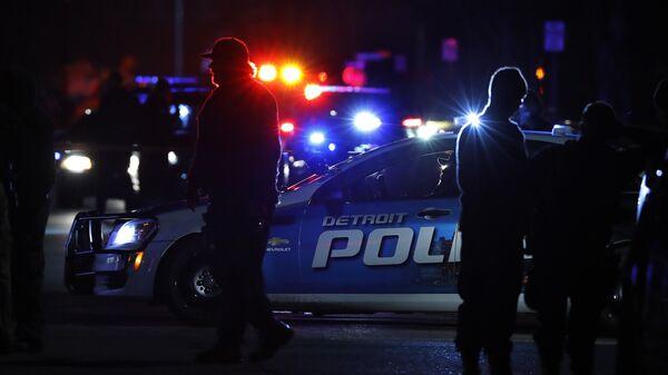 Полиция Детройта