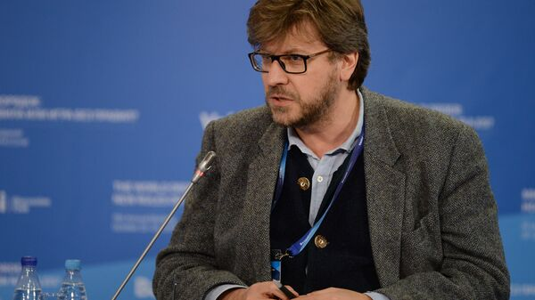 Главный редактор журнала Россия в глобальной политике Федор Лукьянов