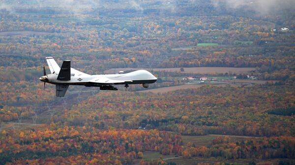 Американский беспилотник MQ-9. Архивное фото
