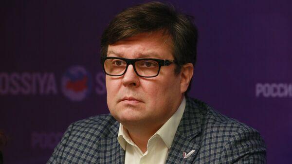 Алексей Мартынов, директор Института новейших государств