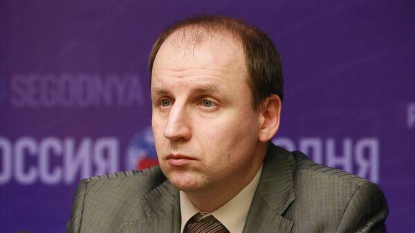 Богдан Безпалько, член Совета по межнациональным отношениям при Президенте России, политолог