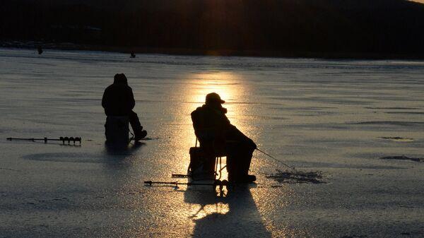 Рыбаки-любители