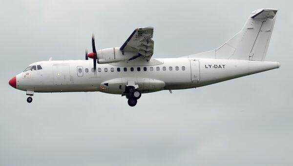 Самолет ATR 42