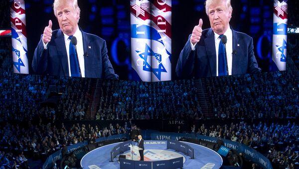 Дональд Трамп в Вашингтоне. Округ Колумбия, 21 марта 2016