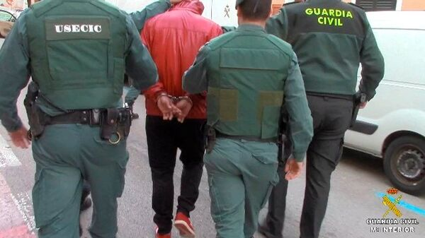 Гражданская Гвардия Испании обезвредила группировку, занимавшуюся наркоторговлей