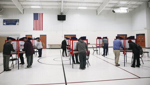 Выборы в США. Архивное фото