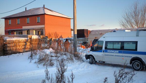 В Самарской области неизвестные напали на дом главы ОМВД