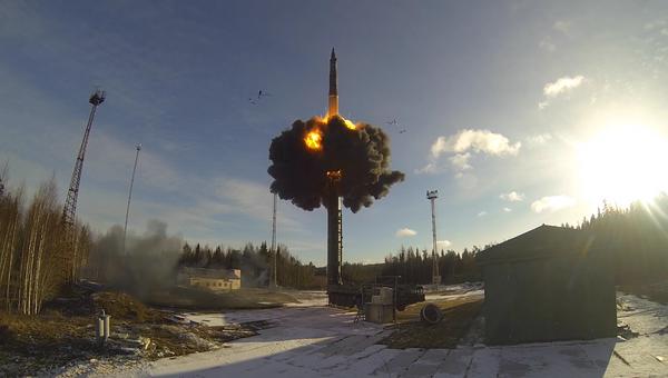 Боевой режим для ракетных войск – ролик Минобороны ко Дню РВСН