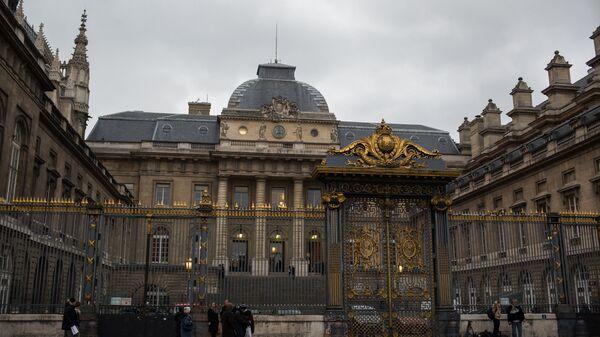 Здание Верховного суда в Париже