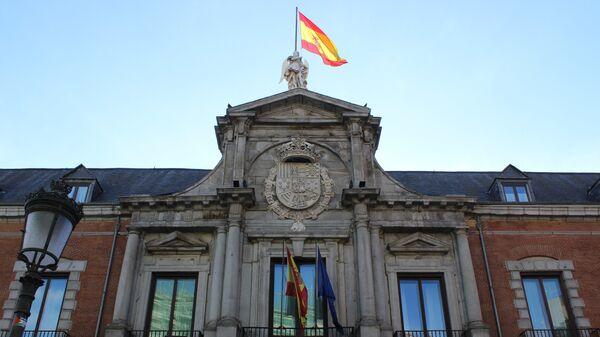 Здание МИД Испании. Архивное фото