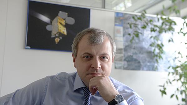 Глава Airbus Defence and Space в России Владимир Терехов