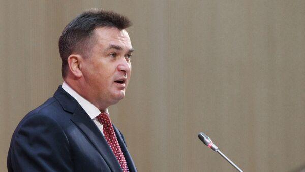 Экс-губернатор Приморского края Владимир Миклушевский. Архивное фото