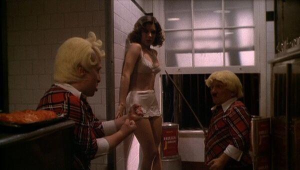 Кадр из фильма Под радугой (1981)