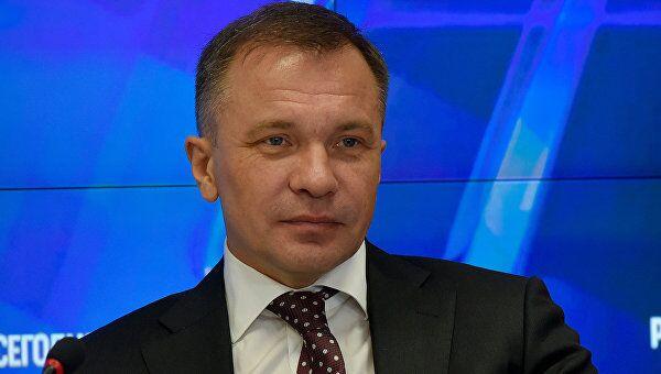 Заместитель гендиректора Агентства по страхованию вкладов Андрей Мельников