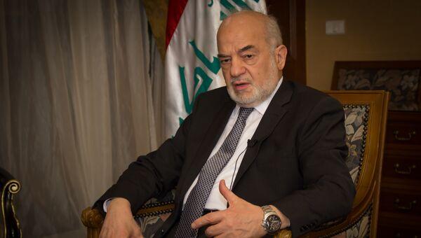 Глава МИД Ирака Ибрагим аль-Джаафари