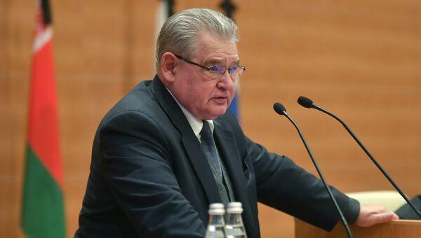 Николай Гончар. Архивное фото