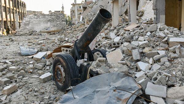 Алеппо. Архивное фото