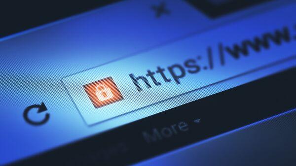Адресная строка веб-браузера