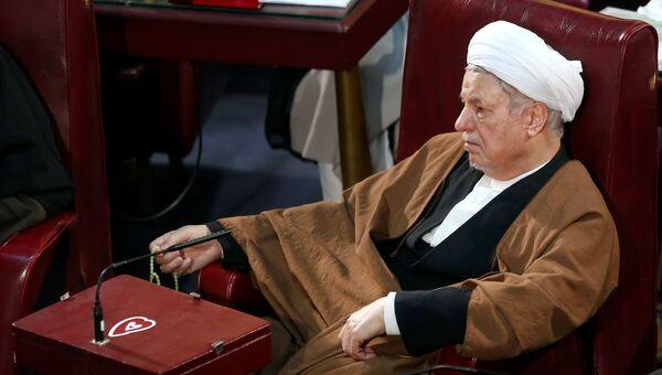 Бывший президент Ирана Али Акбар Хашеми Рафсанджани. Архивное фото