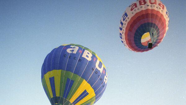 Фестиваль воздушных шаров. Архивное фото