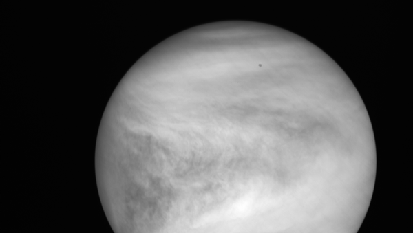 Японский зонд Ацацуки передал с орбиты фотографии Венеры