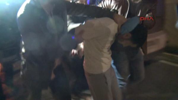 Задержание исполнителя теракта в ночном клубе Турции. Кадры спецоперации