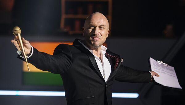 Актер Дмитрий Нагиев. Архивное фото